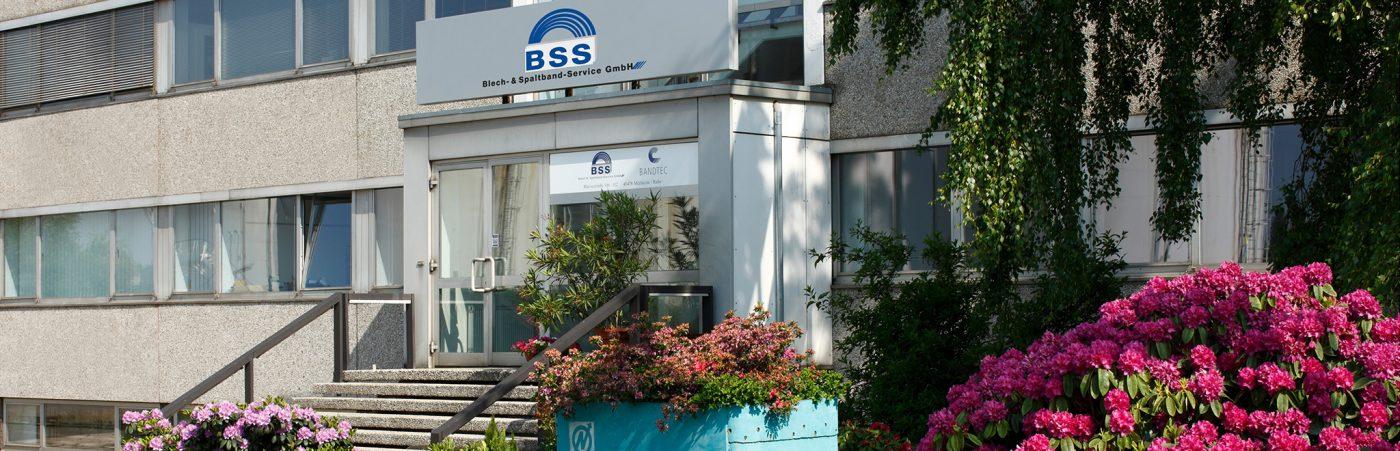 Über BSS Blech- & Spaltband-Service GmbH